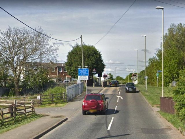 Metro Service Up And Running After Car Is Struck By Train On Sunderland Line S Level Crossing Sunderland Echo