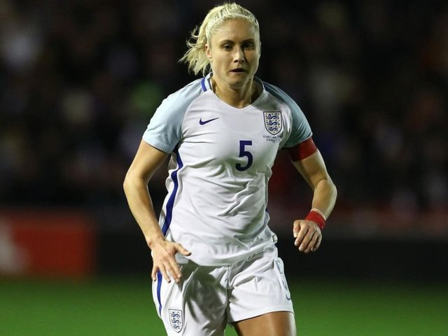 England Womens captain Steph Houghton to return home from