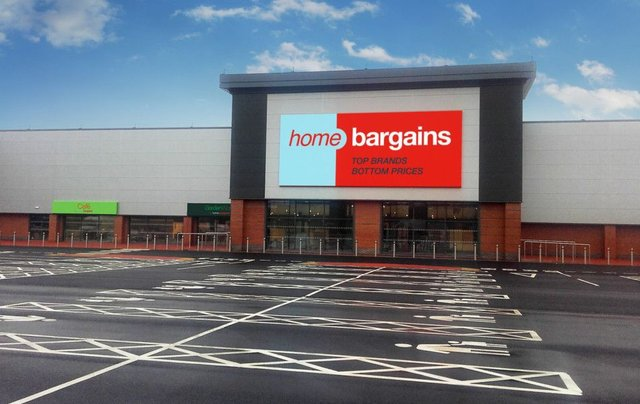 Opening Date Announced For New Home Bargains Store In Sunderland