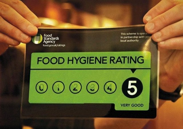 Sunderlands Cleanest Takeaways Revealed 36 Businesses With