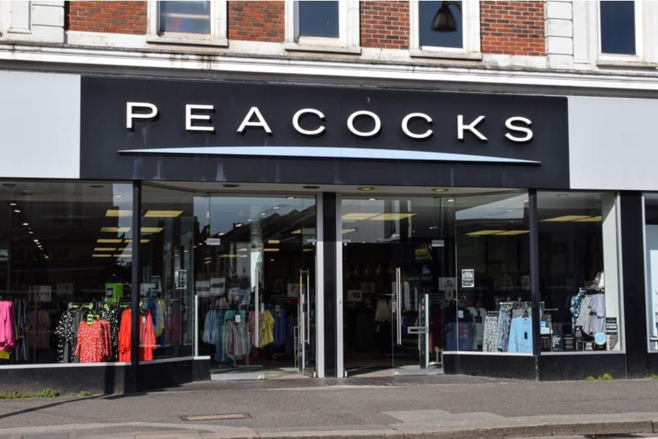 Peacocks and Jaeger are in administration - with 500 shops and 4,700 jobs at risk