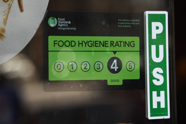 The Food Hygiene Ratings Of 15 Of Durhams Most Popular