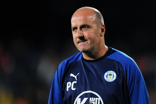 Wigan Athletic have knocked back approaches for Paul Cook