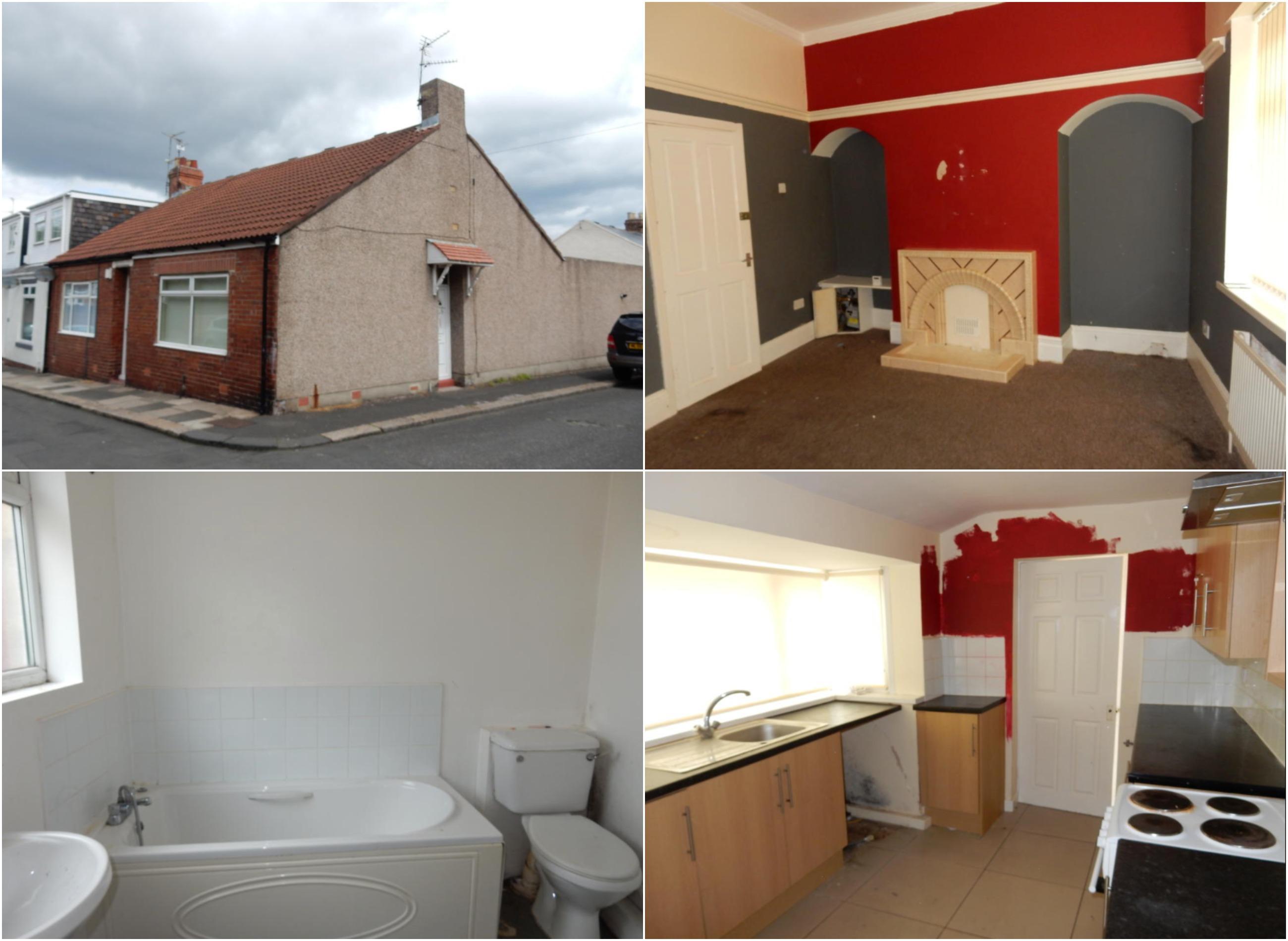 Cheapest House Grangetown Cottage