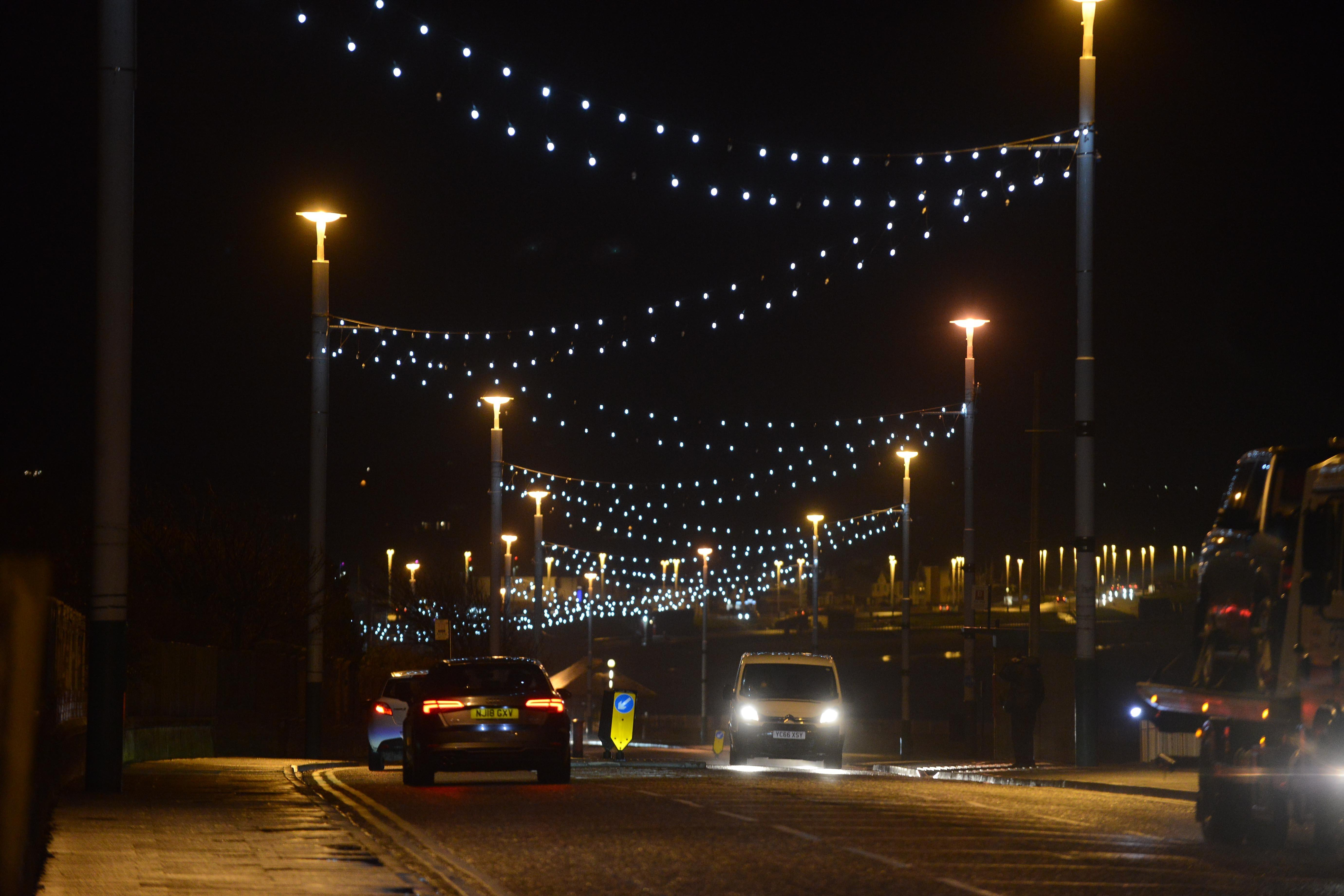 Sunderland comes alive with light as city illuminations are switched on - Sunderland Echo