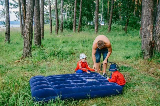 <p>Best air beds for camping UK 2021 inflatable beds to keep you comfy from Outwell, Vango, and Snugpak</p>