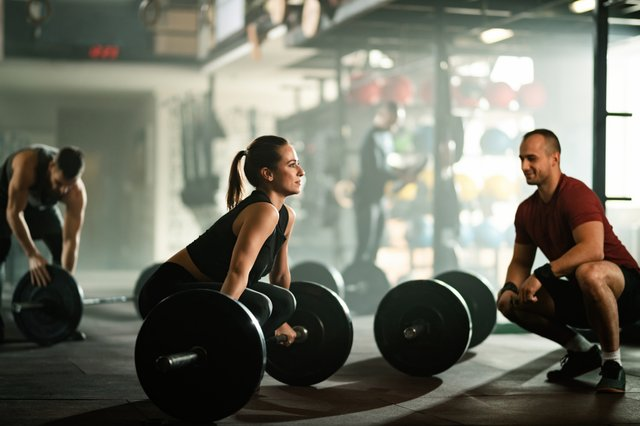<p>Strength training UK 2021: the best gym shoes for weight training</p>