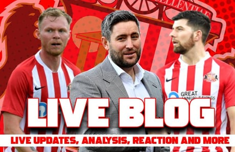 Exactly what happened as Sunderland's unbeaten run comes to an end against Charlton Athletic