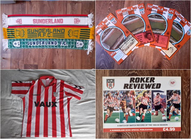 Sunderland supporters: how much of this stuff do you still own and refuse to part with?