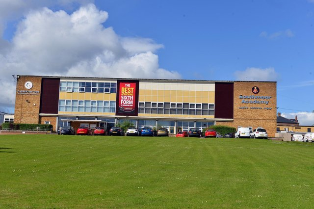 File picture: Southmoor Academy, Ryhope Road, Sunderland