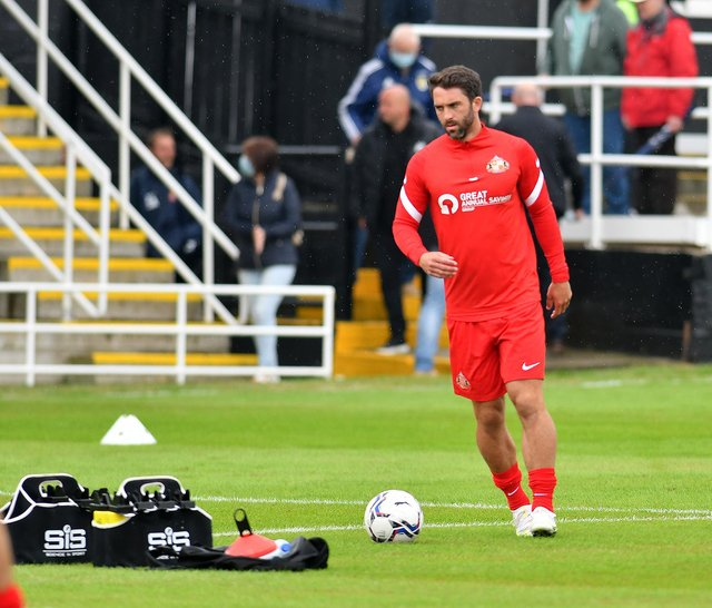 Sunderland striker WIll Grigg