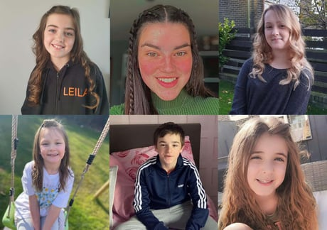 From singers to gymnasts the Bradley Lowery Foundation announces young finalists for talent contest