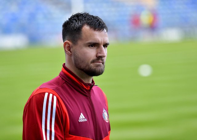 Bailey Wright has revealed where he stands amid Sunderland rumours