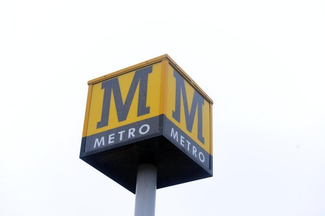 There are problems with Metro ticket machines in Sunderland