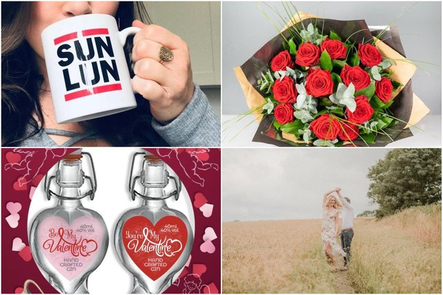 Sunderland-made gifts to show you care this Valentine's