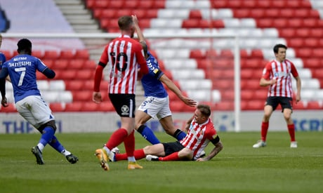 Phil Smith's Sunderland AFC player ratings: One 7 but some mixed marks after disappointing Charlton defeat