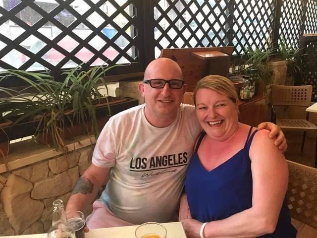 John and Denise Woodall have launched their deli business after losing their jobs during the pandemic.