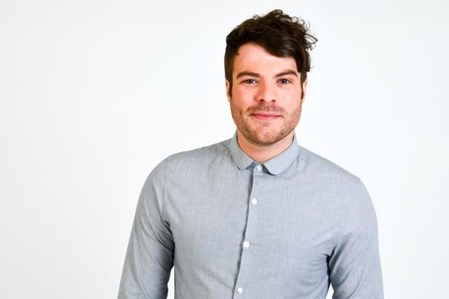 Former University of Sunderland student and BBC Radio 1 presenter Jordan North.