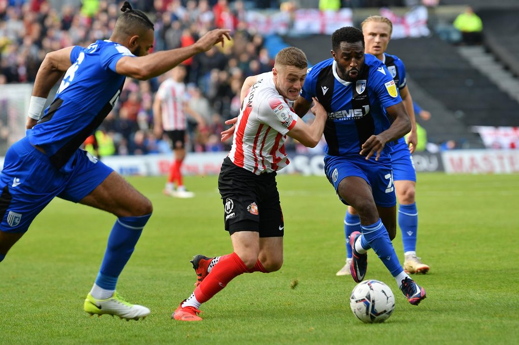 Sunderland AFC player ratings: Who shone and who struggled as TEN-MAN Cats defeated Gillingham in League One