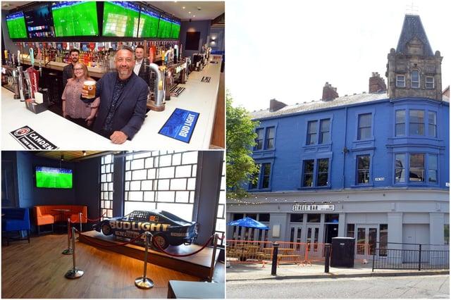 First look inside Street Bar