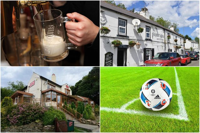 pubs to watch the Euros