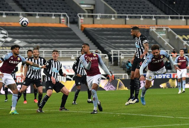 Newcastle captain Jamaal Lascelles. (Photo by Stu Forster/Getty Images)