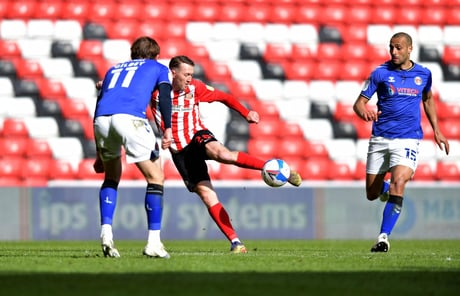 A boost on the sidelines and a post-Oxford United tunnel change: Behind the scenes at Sunderland 1-2 Charlton