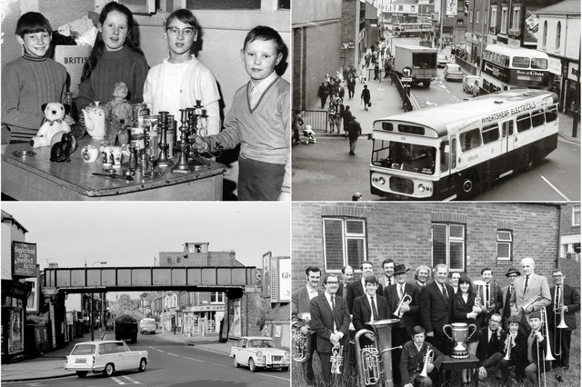 How many of these golden Wearside scenes do you remember?