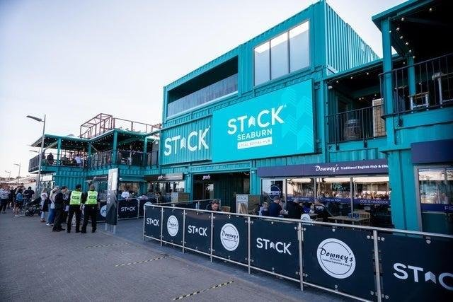 Stack Seaburn can finally open as it was intended from July 19