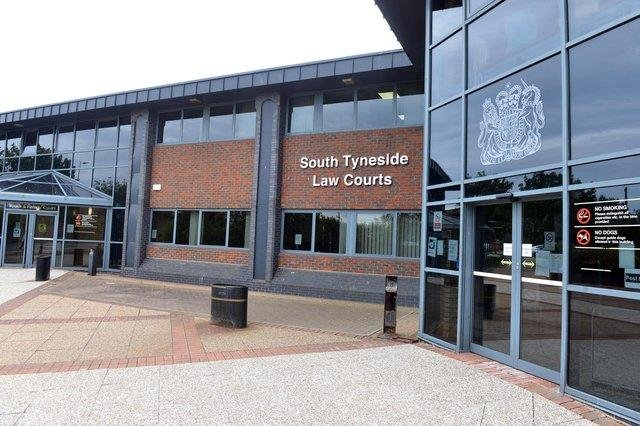 Owens appeared before South Tyneside Magistrates Court today