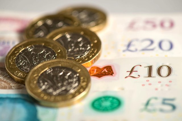 £12m in business support cash