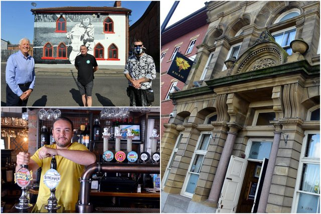 Pubs respond to new restrictions