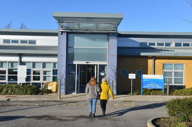 A vaccine drop-in centre will be held at Grindon Lane Primary Care Centre as cases of covid surge in the area