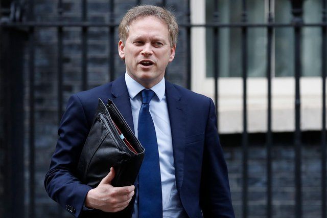 Transport Secretary Grant Shapps has revealed that Portugal was removed from the UK's green travel list due to a Covid mutation of the Indian variant. Photo: Getty Images.