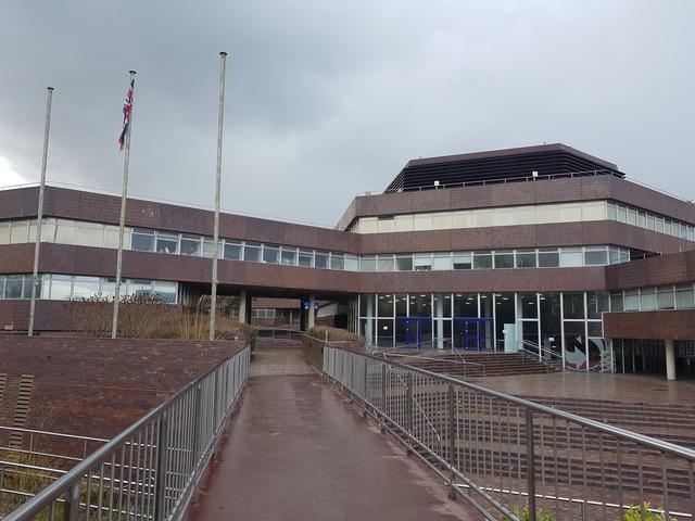 Sunderland Civic Centre.