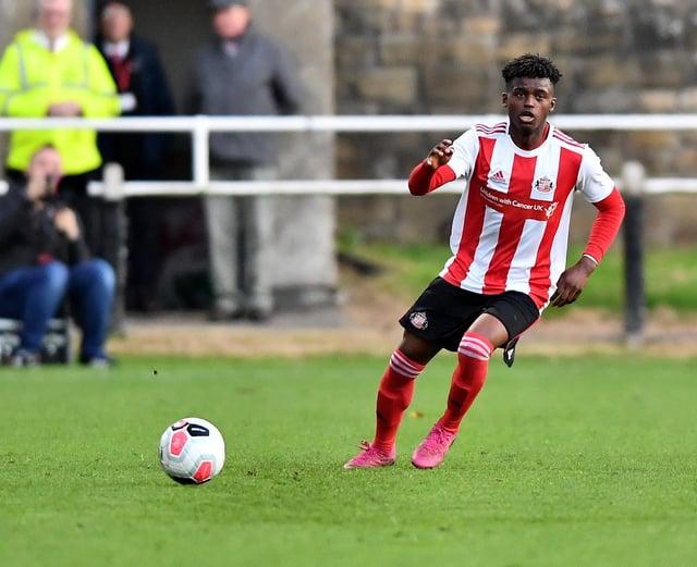 Former Sunderland youngster Bali Mumba