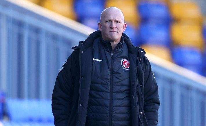 Fleetwood boss Simon Grayson could throw a curveball against Sunderland but is likely to stick with a winning formula