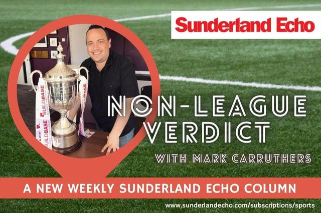 Mark Carruthers' non-league column.