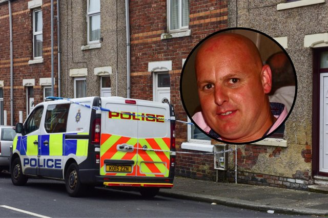 John Littlewood, 36, known as John D, was found dead inside a house in Third Street, Blackhall Colliery, on the evening of Tuesday, July 30, 2019.