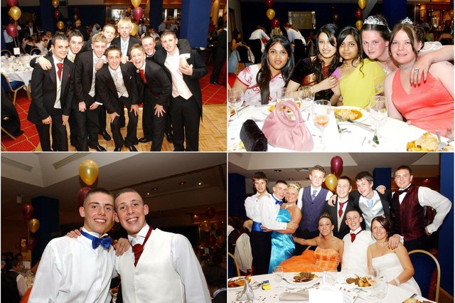 A great night was had by all. Were you at the 2006 Thornhill School prom?