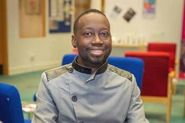Kudz Munongi has set out to raise awareness of kidney disease and the importance of transplants.
