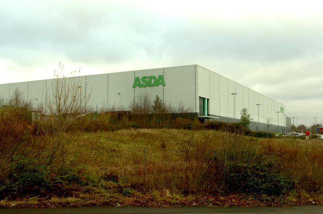 Asda Distribution Centre, Mandarin Way, Washington.