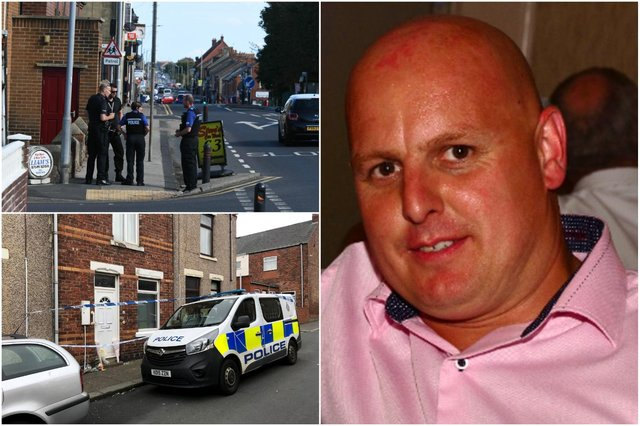 John Littlewood, 36, was found dead inside a house in Third Street, Blackhall Colliery, on Tuesday, July 30, 2019.