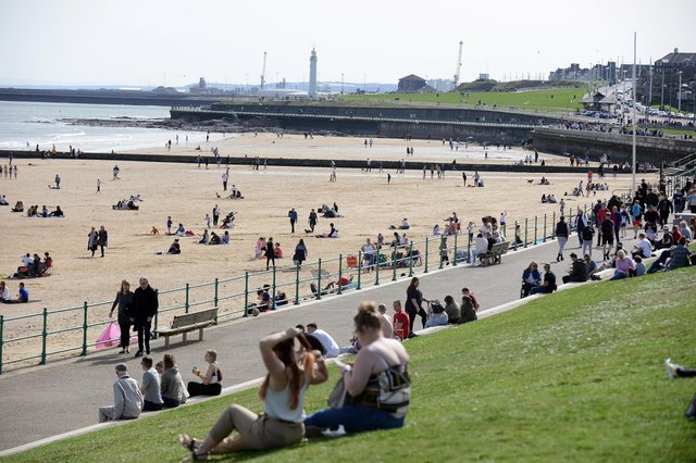 This is what you can expect from the weather over the Easter Weekend in Sunderland, according to the Met Office.