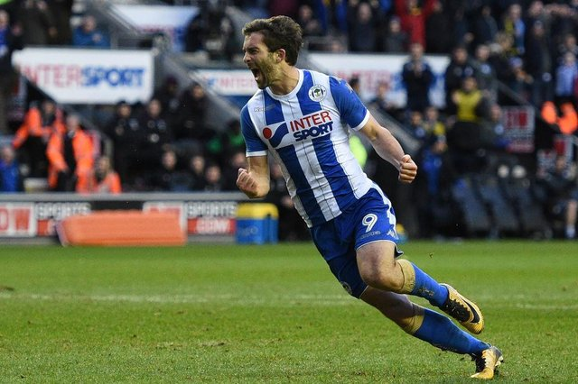 Could Will Grigg be set for a return to Wigan Athletic?