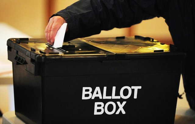The Sunderland City Council election is being held on May 6.