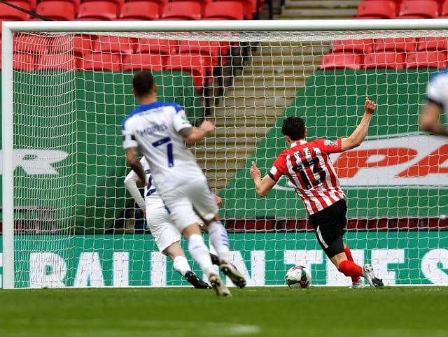 Sunderland defender Luke O'Nien.