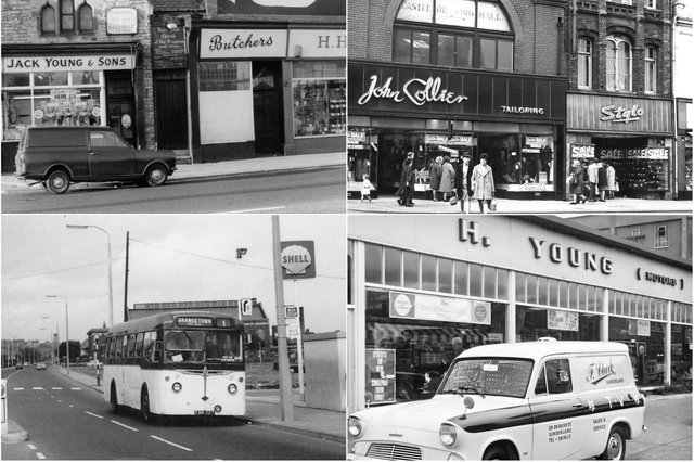 Just how much has Sunderland changed? Take a look for yourself by browsing through Bill Hawkins' collection of photos.