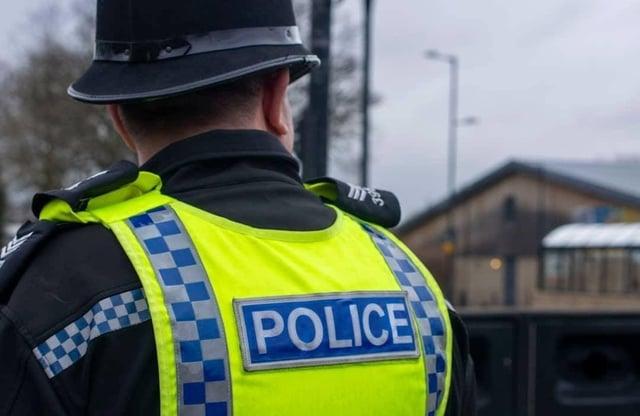 Officers were called to Gladstone Street, Sunderland.