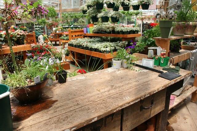 Gardening Centre.